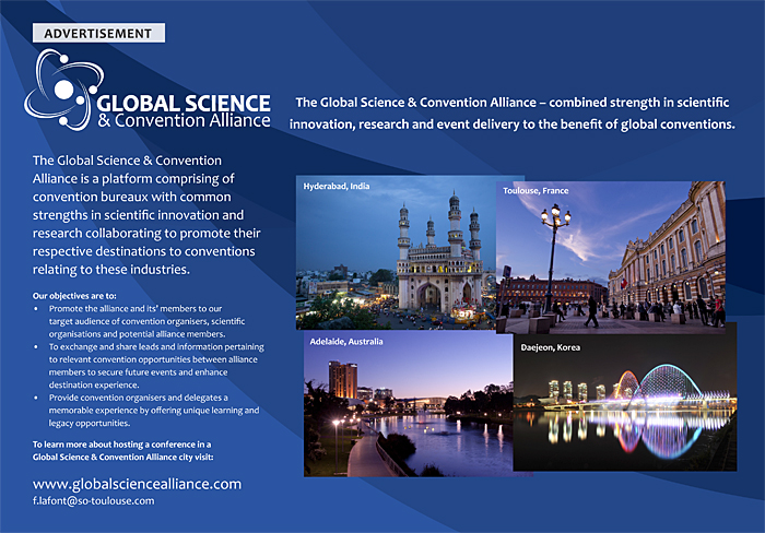 Global Science Alliance Logo