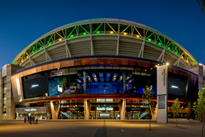 The new Adelaide Oval