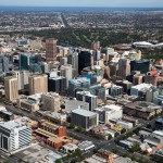 Adelaide aerial view, Adelaide2