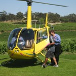 Barossa Helicopters, The Barossa, South Australia