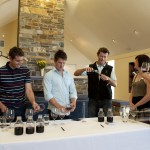 Blend your own wine, The Retreat at Chapel Hill, McLaren Vale, South Australia