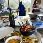 Cooking at The Retreat Chapel Hill, McLaren Vale, South Australia