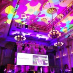 Dinner event in Auditorium at Adelaide  Town Hall