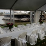 Dinner on the Riverbank, Murraylands, South Australia