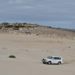 Four wheel driving tour, Eyre Peninsula, South Australia