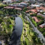 University of Adelaide aerial view, Adealide2