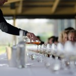 Wine tasting at Longview Vineyard, Adelaide Hills